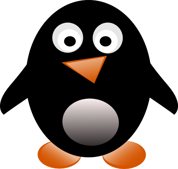 Hi clipart penguin dancing. Jesusfreak clip art at