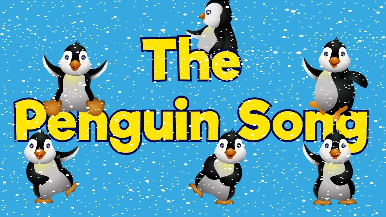 Hi clipart penguin dancing. Song dance brain breaks