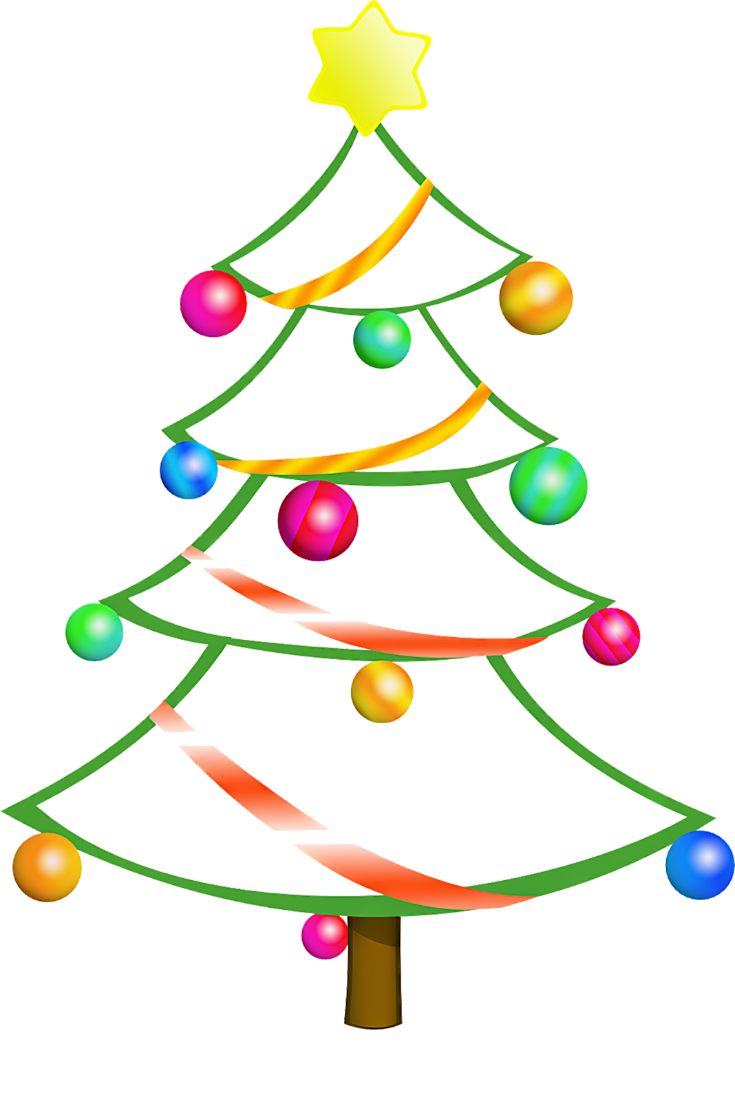 Vector hd christmas. High resolution clipart