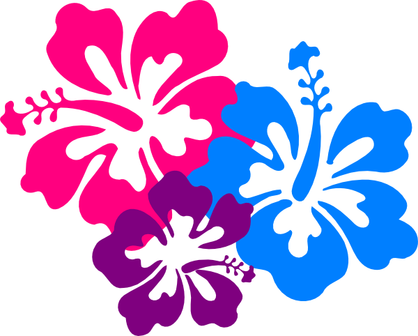 Hibiscus clipart png. Clip art at clker