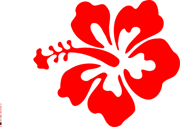 Hibiscus flower emoji png. Flowers from hawaii the