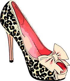 High clipart high heel shoe. Heels clip arts boutique