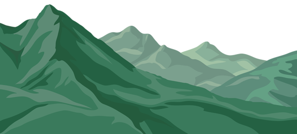 High clipart mountain slope. Png clip art image