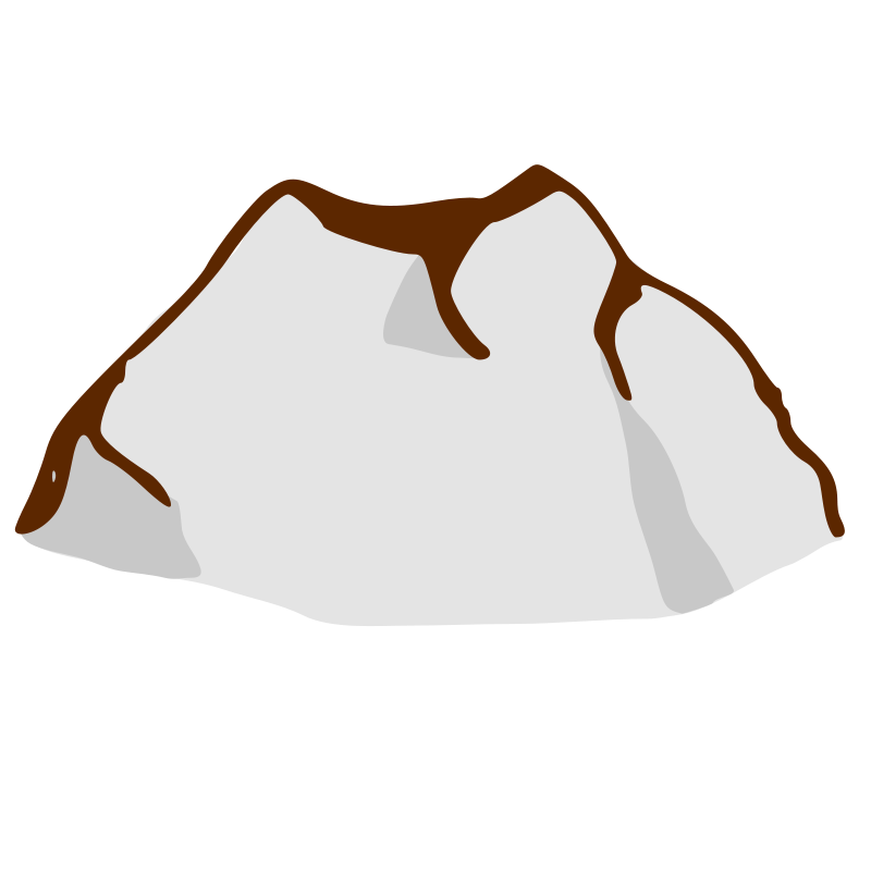 High clipart mountain slope. New def clip art