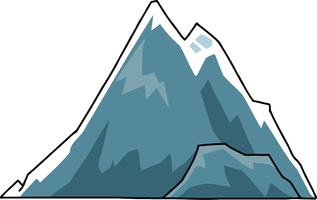 High clipart mountain slope. Png transparent free images