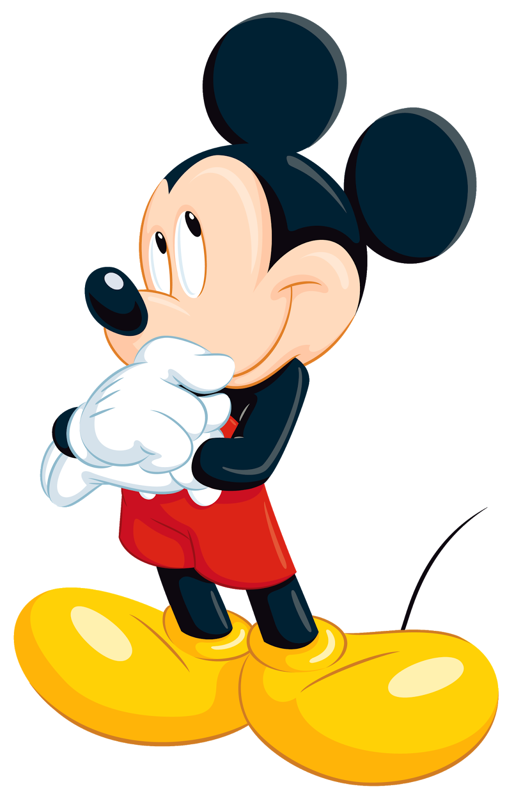 Mickey clipart beautiful. Pin by charudeal on