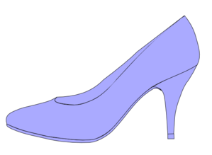 vector pair high heel