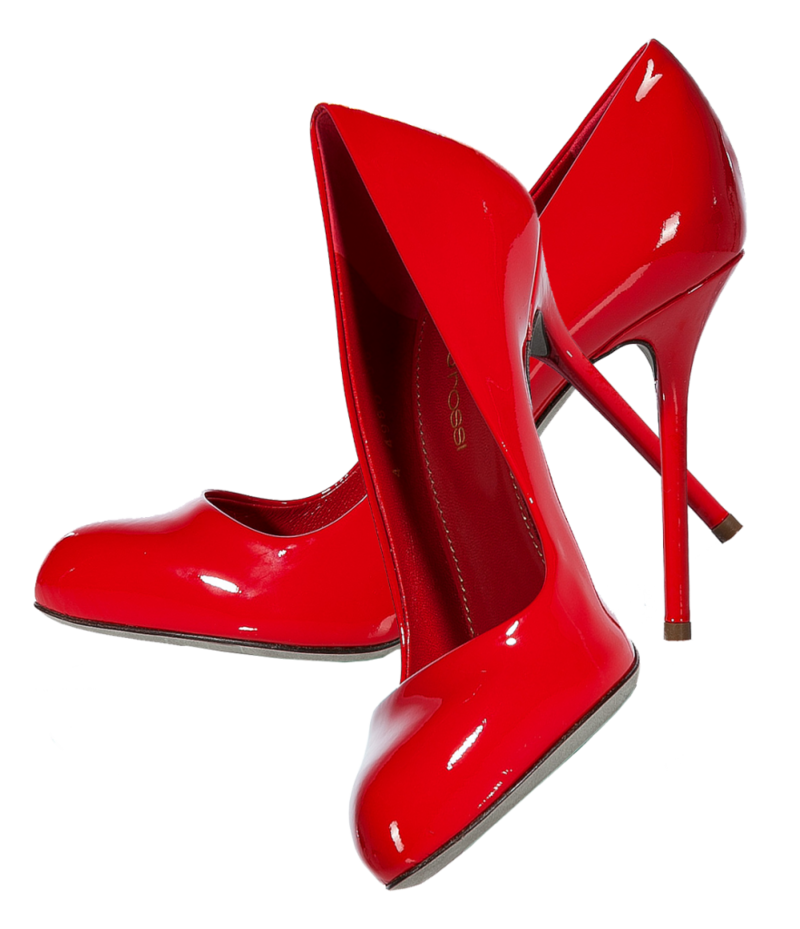 High heel shoe png. Download free red shoes