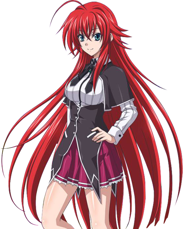 High school dxd png