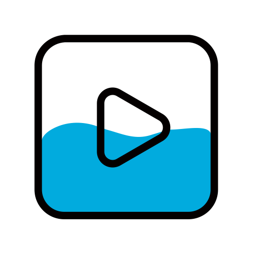 Highlight vector. Live broadcast highlighter icon