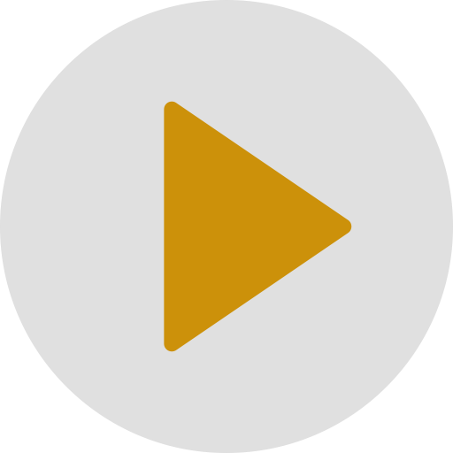 Highlight vector. Video multicolor icon with