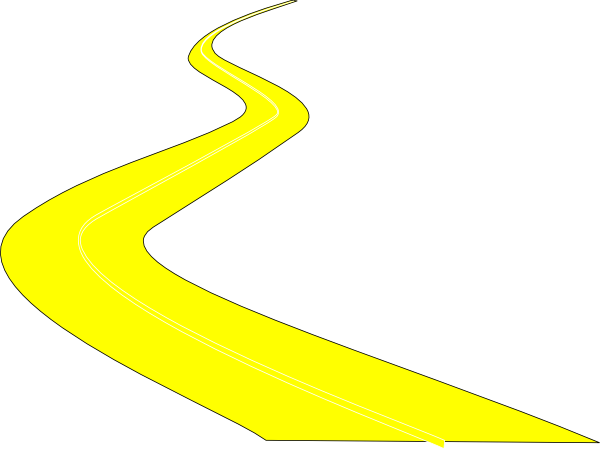 Curves vector road curve. Free curved cliparts download