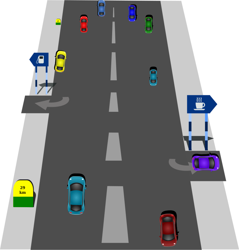 Roads clipart beach road. Free highway cliparts download