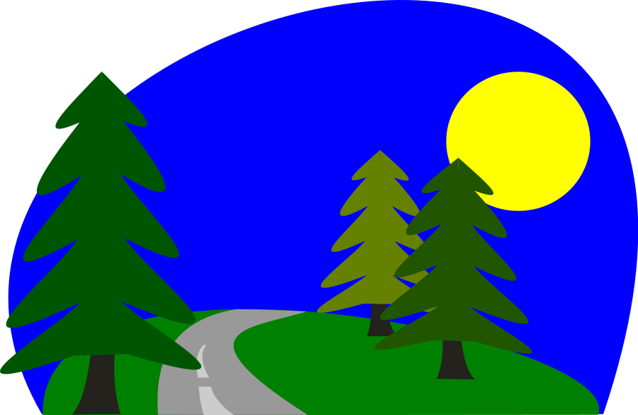 Road clipart. Free trip download clip