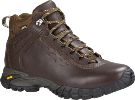 Hiking boots png. Vasque talus mid pro