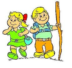 Hiking clipart nature walk. Bless their hearts mom