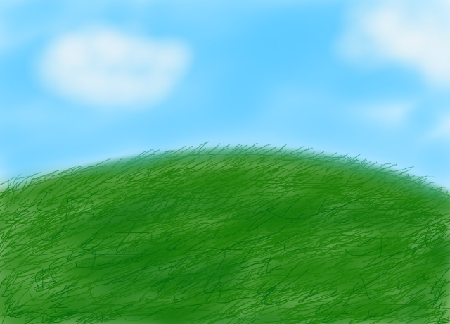 Hills clipart grass. Hill drawing at getdrawings