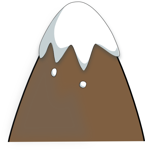 Hill clipart mountain skiing. List of synonyms and