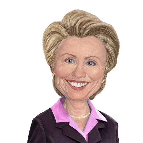 Hillary clinton hair png. Image without background web