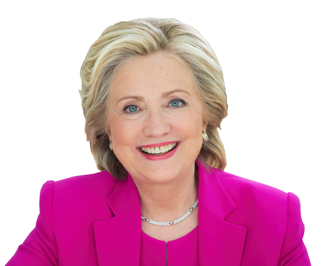 Hillary transparent invisible. Clinton png image purepng