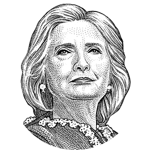 Hillary drawing sketch. Live presidential election results