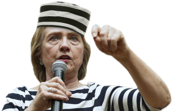 Hillary transparent hat. We all need to