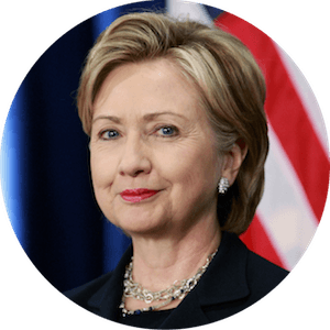 Hillary transparent invisible. Clinton news videos live