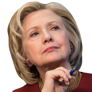 Hillary transparent invisible. Clinton png in high