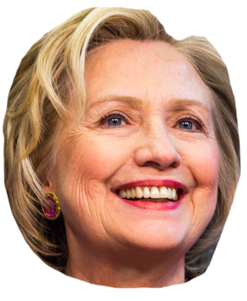 Hillary transparent tooth. Sticker pack by zac