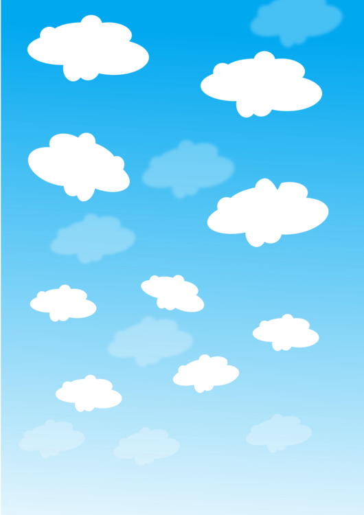 Hills clipart cloudy sky. Cloud drawing blue free