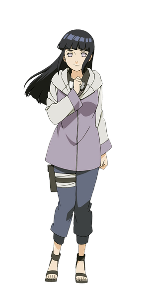 hinata transparent battle