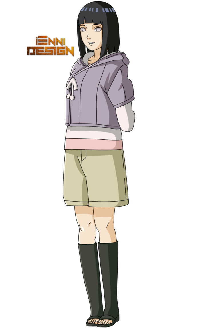 Hinata transparent chinese dress. Boruto naruto the movie