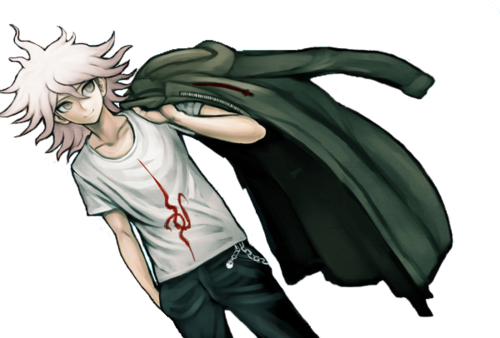 Hinata transparent komaeda. Wiki fandom powered by