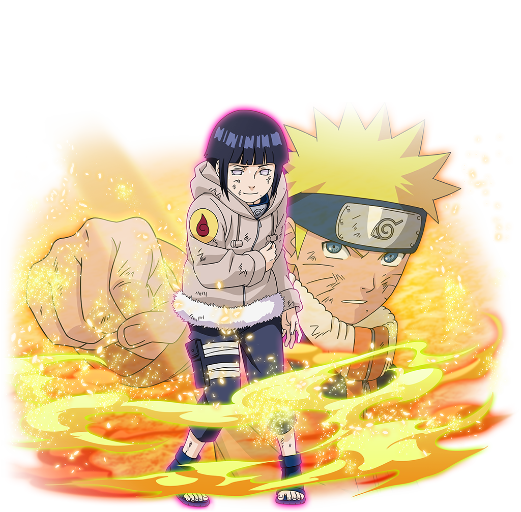 Hinata transparent battle. Overview analysis hyuga strong