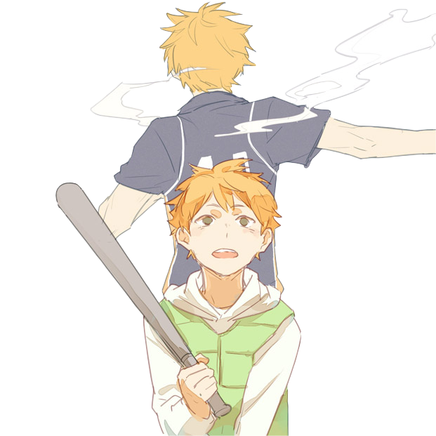 Hinata transparent small. The strongest decoy although
