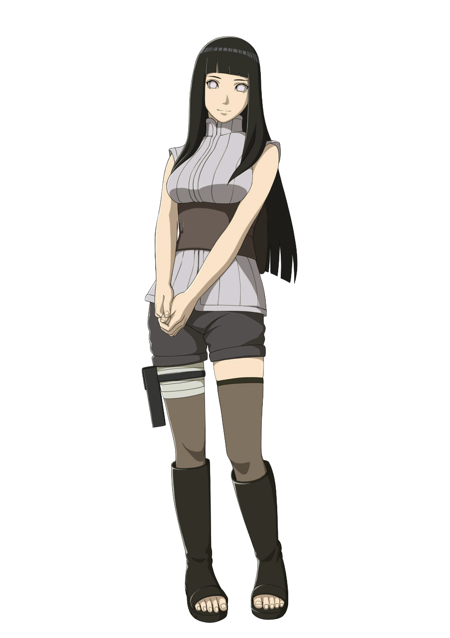 Hinata transparent the last. Png image with background
