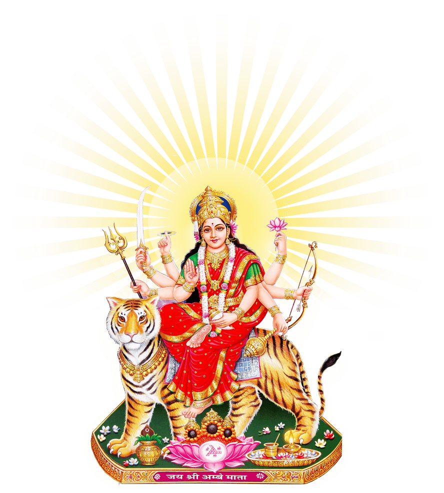 God durga png