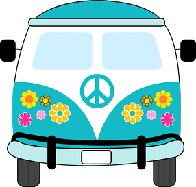 Hippie clipart. Hippy party clip art