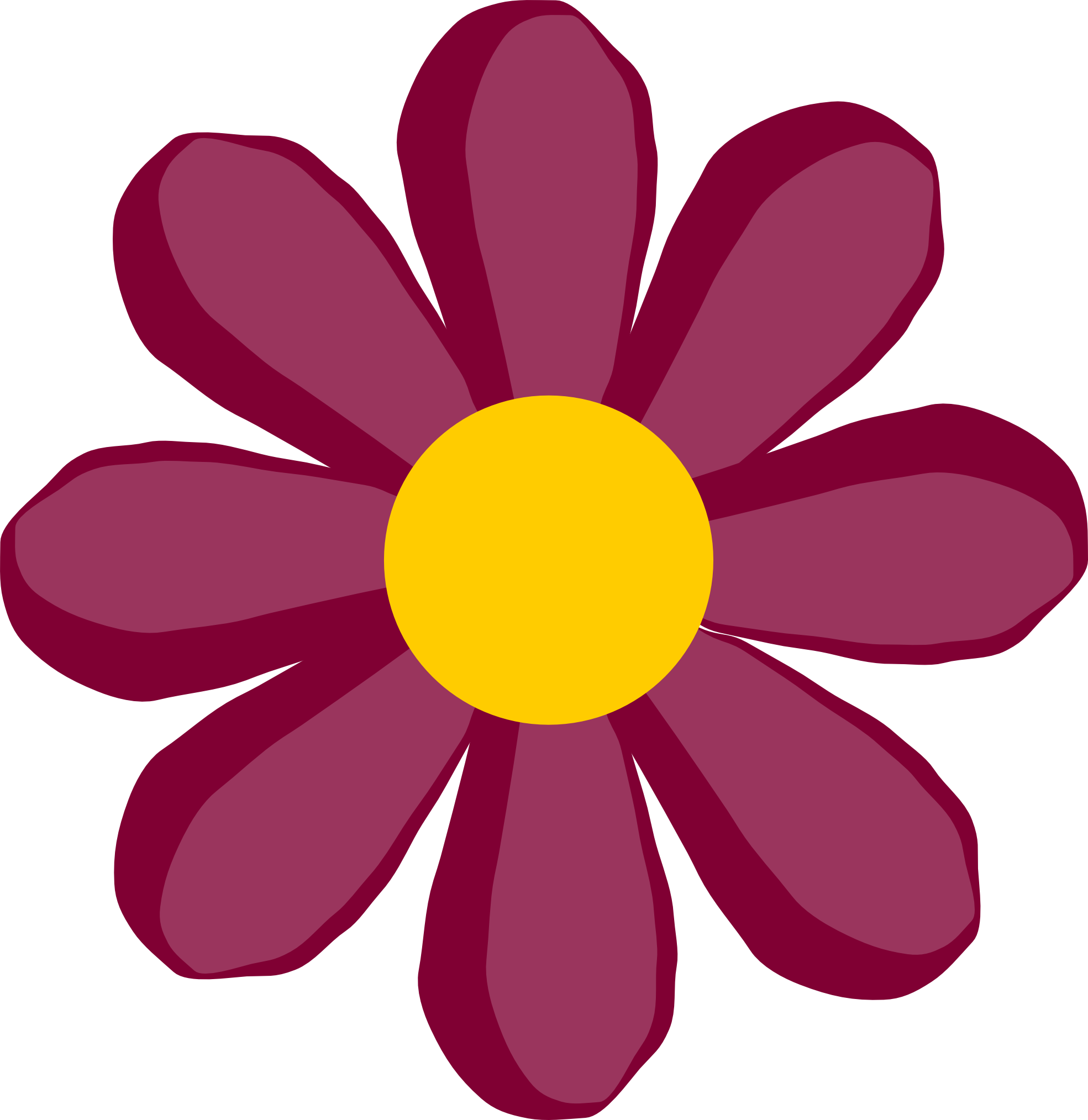 Sales clipart flower. Hippie daisies and flowers