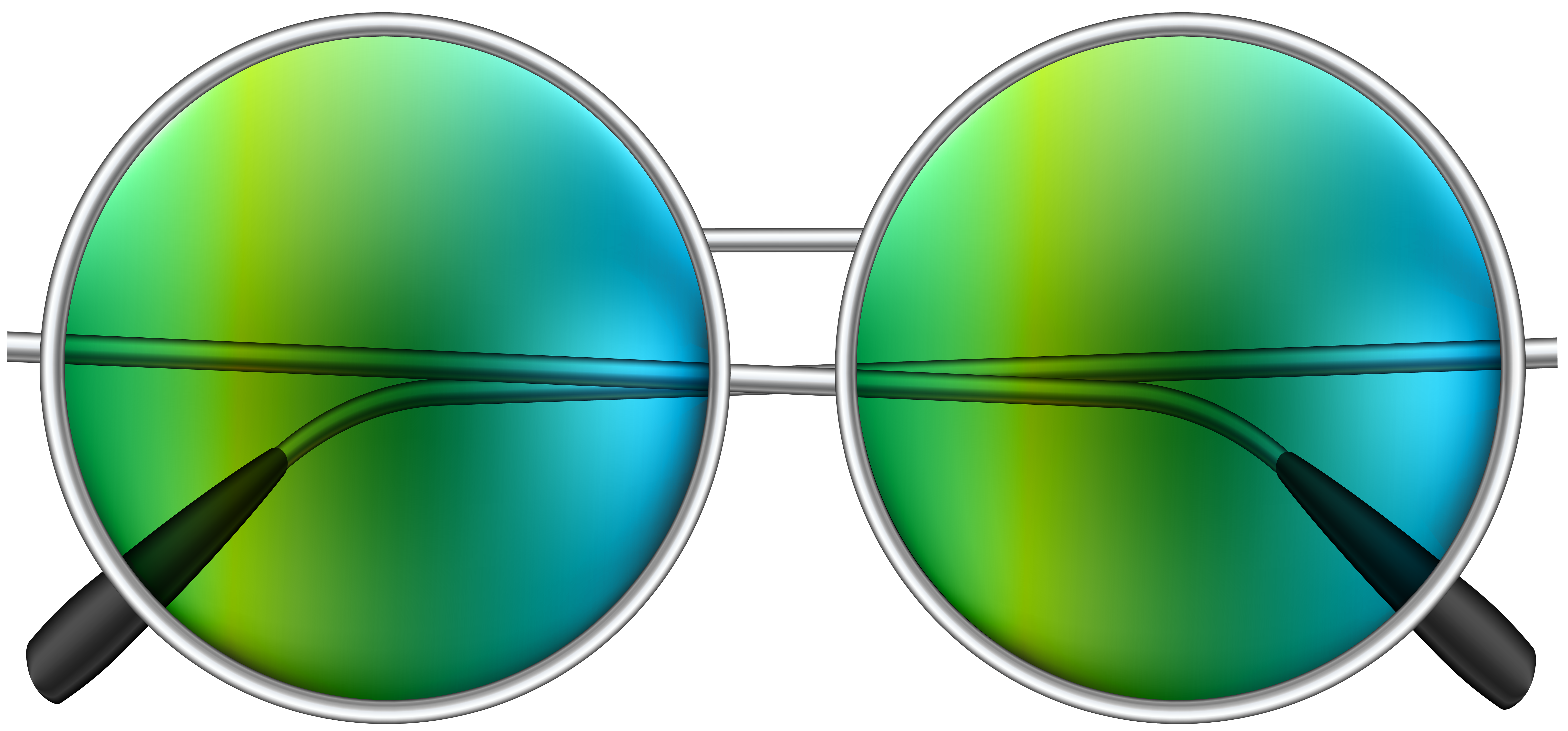 Hippie glasses png. Round sunglasses clip art