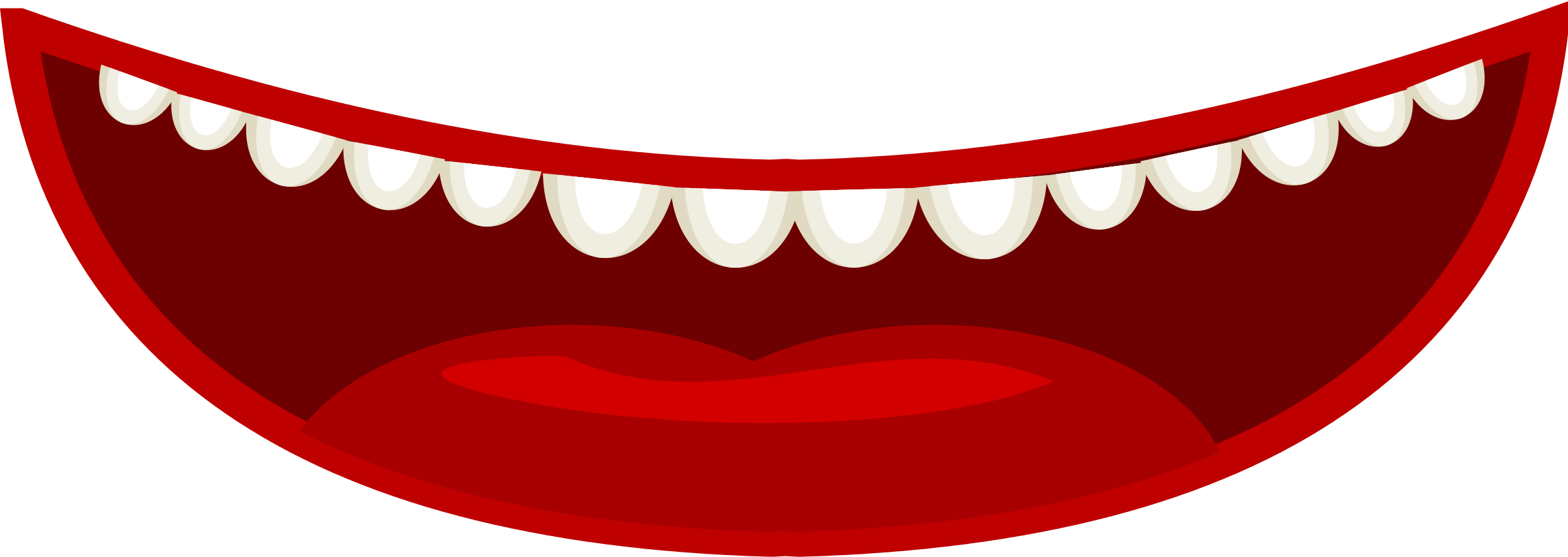 Hippo clipart big tooth. Mouth no teeth clip