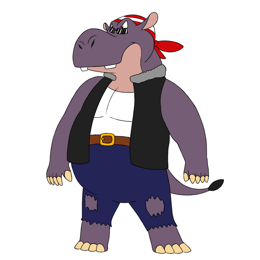 Hippo shit png. Zootopia gustav gnawson by