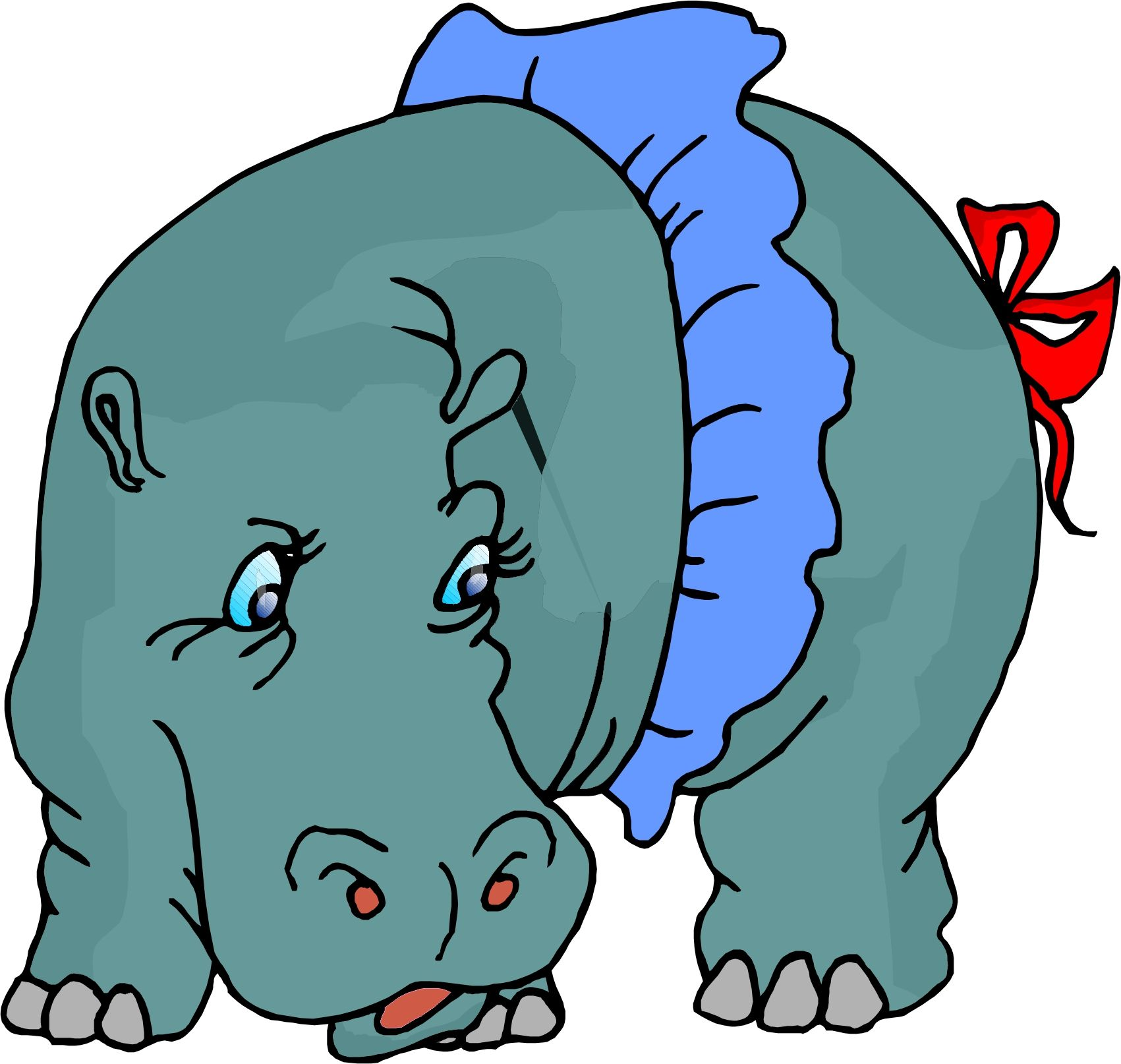 Hippopotamus clipart animated. Hippo luv pinterest