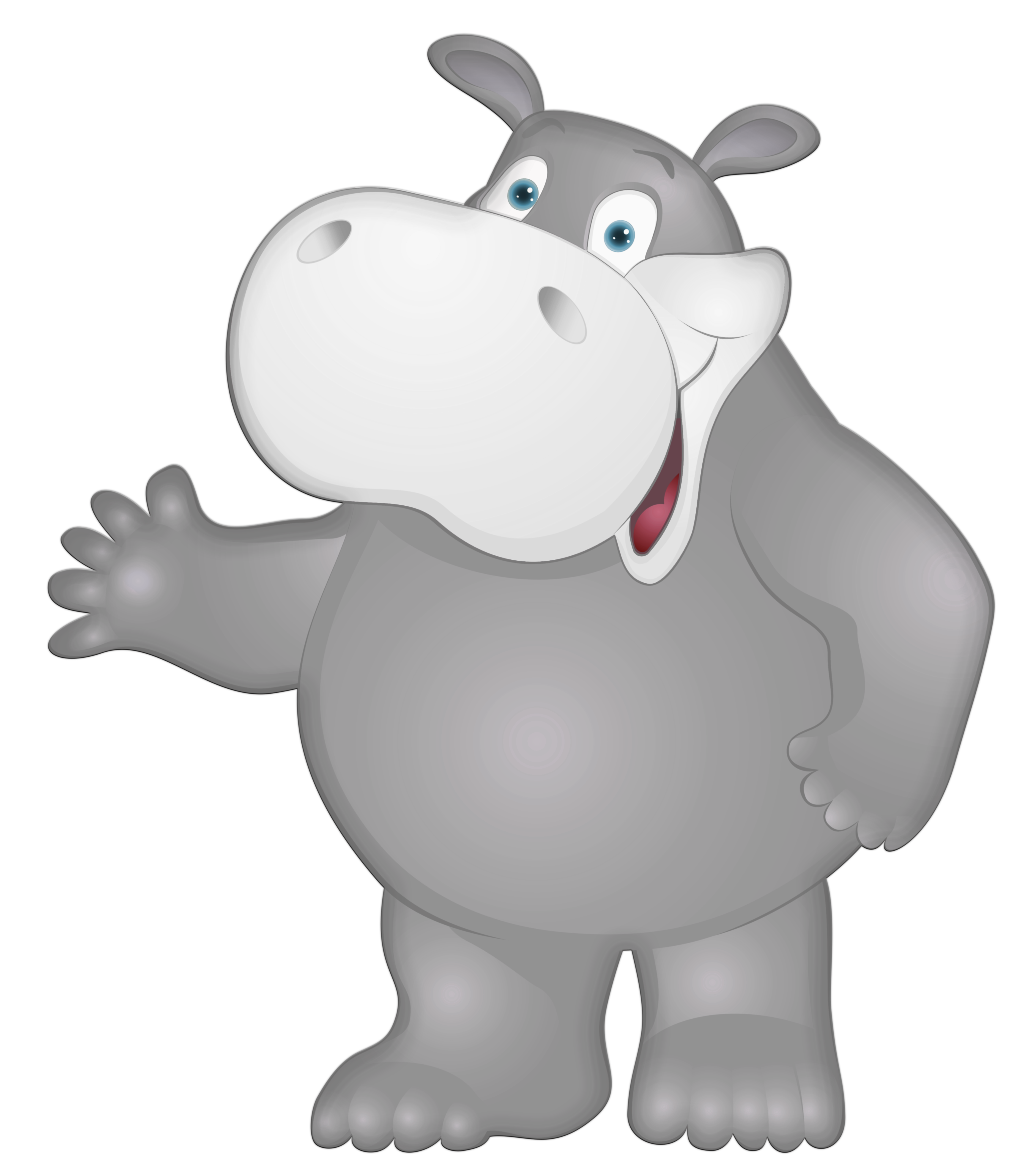 Hippopotamus clipart transparent background. Hippo png gallery yopriceville