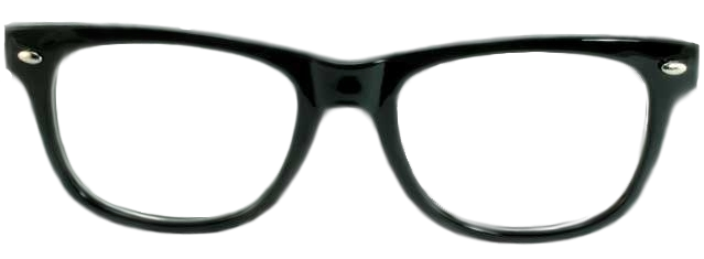 Hipster glasses png. Template clip art by
