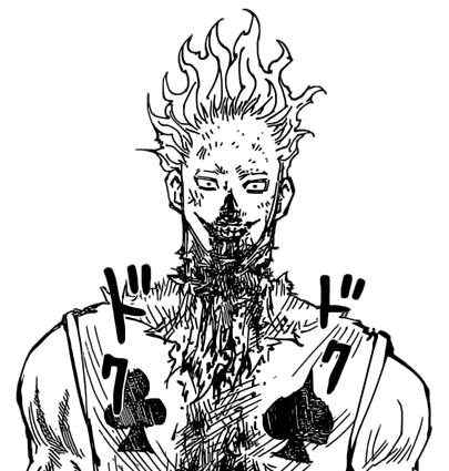 Hisoka drawing magician. He s fine hunter