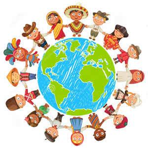 History clipart culture diversity. Countries with the richest