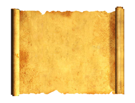 History vector ancient letter roll. Paper png clipart psd