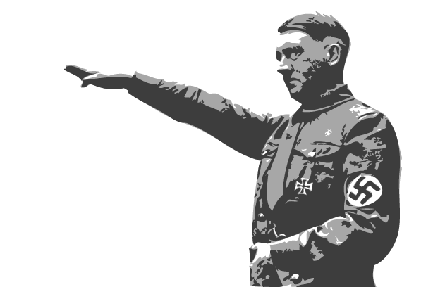 transparent hitler high quality