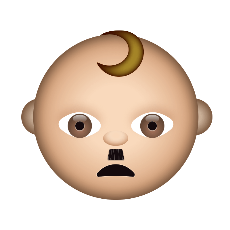 Hitler emoji png. Leaked the latest pack